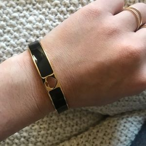 Kate Spade Hole Pinch Hinge Bracelet
